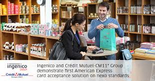 siege social credit mutuel ingenico and crédit mutuel cm11 demonstrate