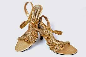 Wedding Shoes 2017 Latest Wedding Shoes 2017 For Brides In Pakistan 13 Fashionglint