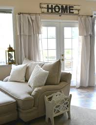 Window Treatments For Small Basement Windows Simple U0026 Cozy Basement Tour Farmhouse Style Basements And Cozy