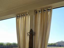 Outdoor Canvas Curtains Our Home Away From Home No Sew Outdoor Drop Cloth Curtains With