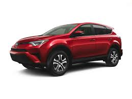 toyota suv cars new 2018 toyota rav4 price photos reviews safety ratings