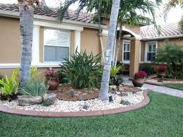 Garden Ideas With Rocks Decoration Rocks For Yard White Landscaping Landscape Rock Bed