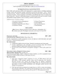 sle resume for client service associate ubs description of heaven financial planner job description template templates executive