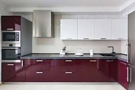 grey finish kitchen cabinets how to paint kitchen cabinets in an eye catching two tone