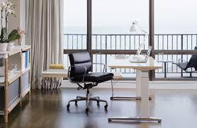 renew sit to stand table rectangular herman miller