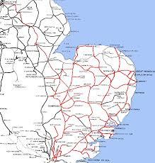 5 Train Map Lner Encyclopedia The Great Eastern Railway