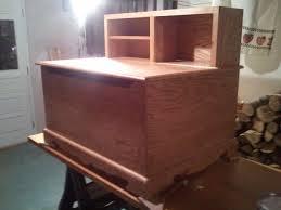 Toybox With Bookshelf Toybox Bookshelf By Don Tikander Lumberjocks Com Woodworking