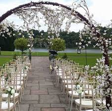 wedding arches for hire arch cherry blossom arch to hire all about weddings venue