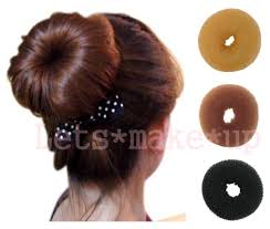 hair bun donut popular hair donut bun buns ringe black brown