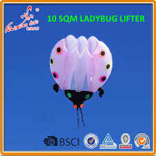 Sqm by Aliexpress Com Buy 10 Sqm Ladybug Kite Soft Kite Show Kite