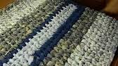 Coil Rug Braided Rag Rug Instructions Youtube