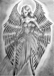 angel tattoos and designs page 60