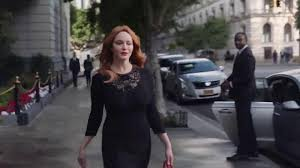 kia commercial actress the 2017 kia cadenza christina hendricks are impossible to ignore
