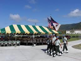 American Samoan Flag Building Dedication Pictures