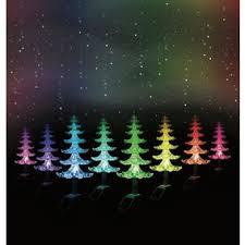solar panel christmas lights solar powered colour changing christmas tree light maplin