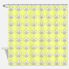 Fleur De Lis Shower Curtains Fleur De Lis Shower Curtains Cafepress