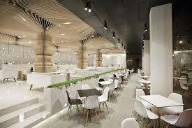 Cafe Interior Design Graffiti Cafe S Stunning Restaurant Interior Design Idesignarch