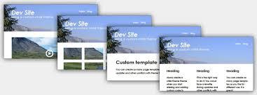 how to create custom page template for wordpress twenty thirteen theme