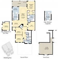 floor plan coach homes at somerset at the plantation real estate