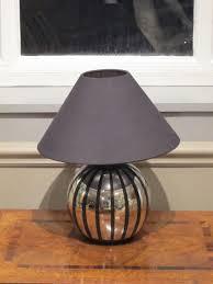 Mercury Glass Table L 1920s 30s Mercury Glass Table L Table Lights