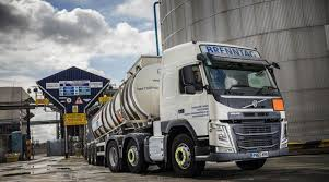 volvo commercial brenntag uk u0026 ireland orders 12 volvo globetrotters commercial motor
