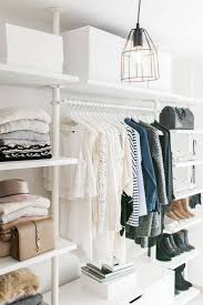 Bedroom Hanging Cabinet Design Best 25 White Closet Ideas On Pinterest White Wardrobe Closet