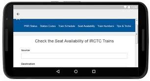 indian railway apk pnr status indian railway apk free travel local app