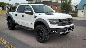 ford raptor lifted offroad lifted ford raptor white svt whether youure interested