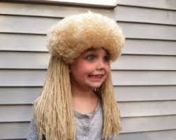 pink troll wig girls halloween wig troll costume wig kids