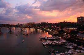 home city of knoxville