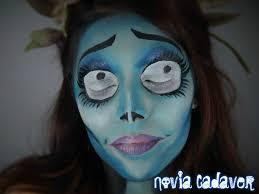 Halloween Makeup Corpse Bride Maquillaje De Novia Cadaver Halloween Corpse Bride Tim Burton