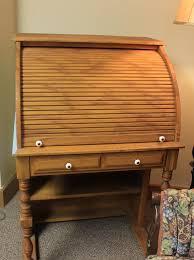 Old Roll Top Desk Upcycling A Vintage Roll Top Desk Vintage Barn Boutique