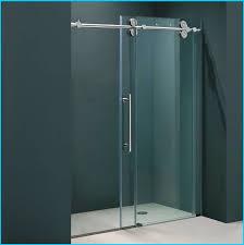 Glass Shower Sliding Doors Frameless Flowy Frameless Shower Sliding Door F90 In Amazing Home Interior