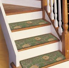 stair treads indoor ideas for install stair tread carpet