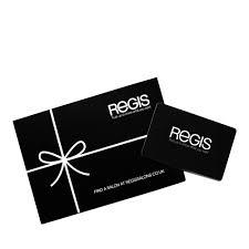 salon gift card 50 regis gift card regis salons