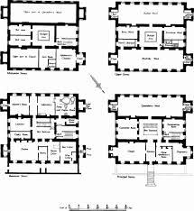 Salisbury Cathedral Floor Plan by Major Secular Buildings British History Online
