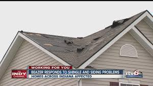 beazer homes responds to shingle and siding problems youtube