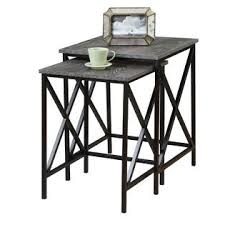 Convenience Concepts Tucson Nesting End Tables