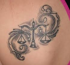 cool libra tattoos pictures designs arts winter 2010chinese