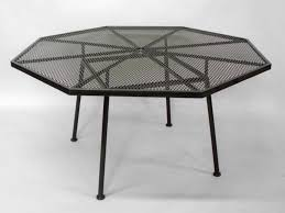Mesh Patio Table Pleasant Iron Mesh Patio Furniture Ideas Mesh Patio Table With