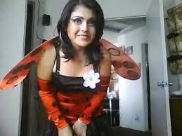 Lady Bug Halloween Costume Lady Bug Halloween Makeup Tutorial