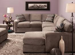microfiber sectional sofa in living room contemporary with next to
