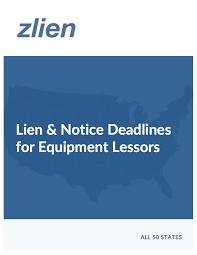 Mechanics Lien Letter Of Intent by Construction Payment Resources Hub Zlien