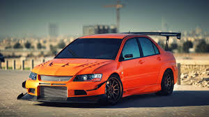 mitsubishi lancer stance blue cars evolution lancer evo x mitsubishi tuned vehicles walldevil