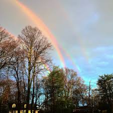rarely observed u0027quadruple u0027 rainbow isn u0027t what it seems