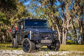 land rover lifted barbour and orvis are giving away a custom land rover defender