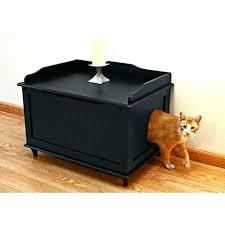 litter box side table cat furniture litter box modern cat furniture litter box artrio info