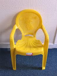kids children plastic indoor outdoor stackable garden child chair