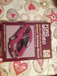 haynes manual ford mondeo in high green south yorkshire gumtree
