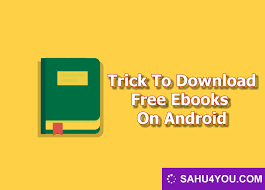 free ebook downloads for android free ebooks kaise kare android mobile me